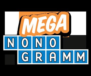 Mega Nonogramm